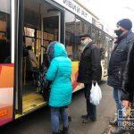 Как 14 октября будет работать городской транспорт во время перекрытия дорог в Кривом Роге